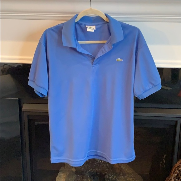 Lacoste Other - Men's blue Lacoste polo size 5